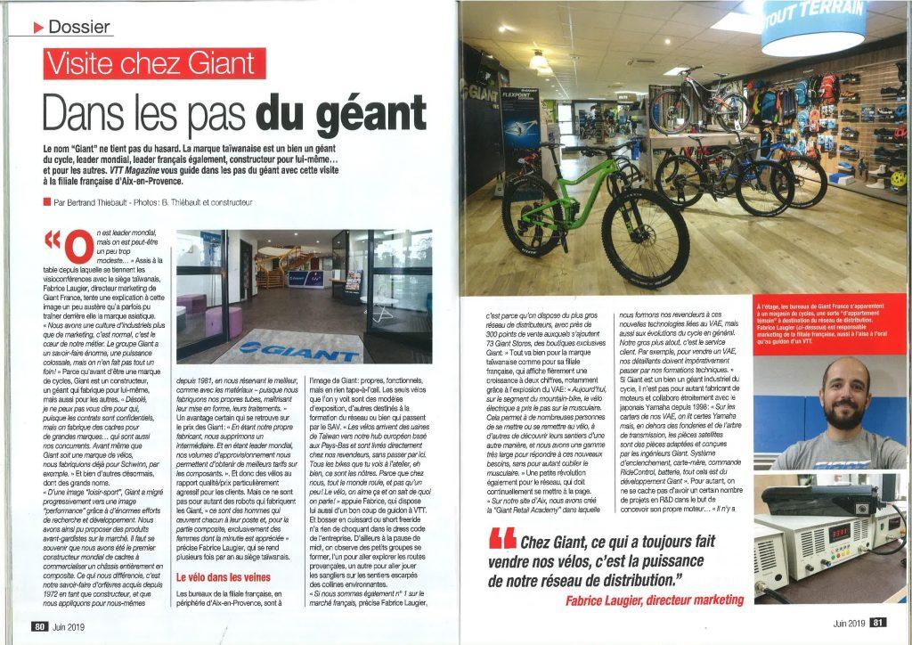 HistoireGiant VTTMagazine N°337 Mai p.78 99 page 002 2