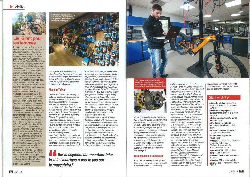 HistoireGiant VTTMagazine N°337 Mai p.78 99 page 003 2