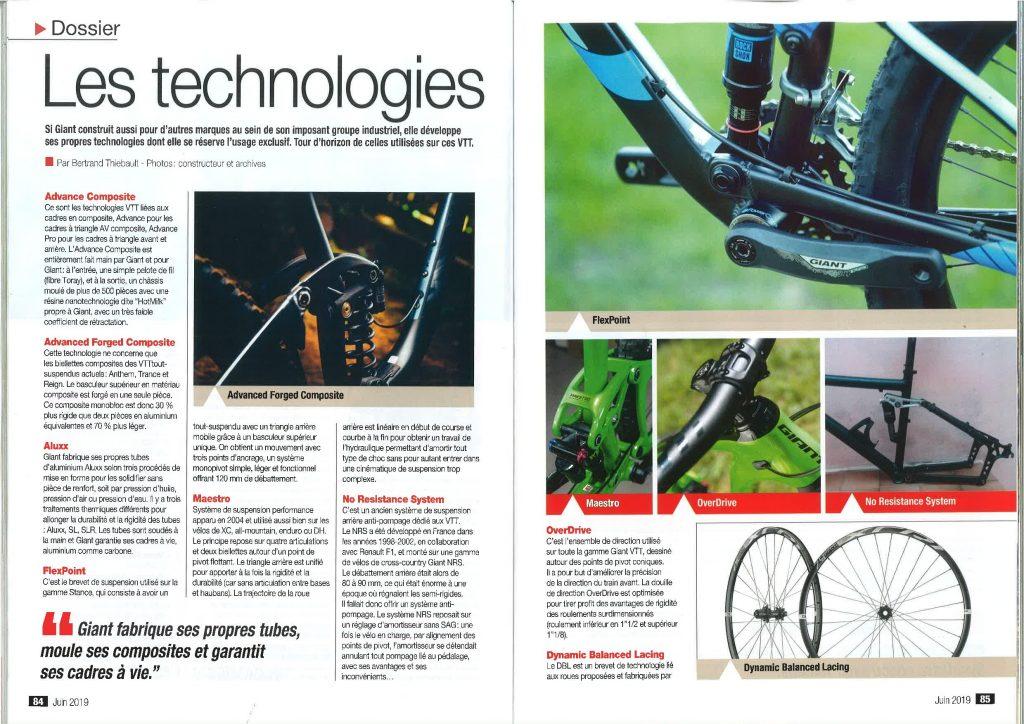 HistoireGiant VTTMagazine N°337 Mai p.78 99 page 004 2