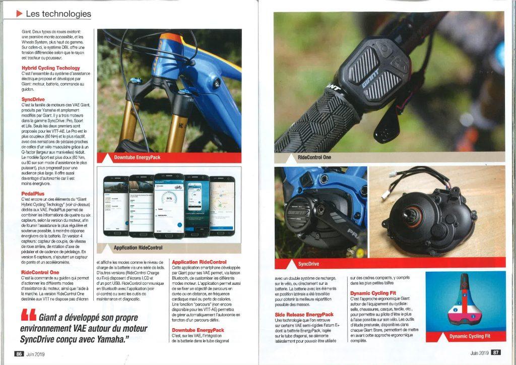 HistoireGiant VTTMagazine N°337 Mai p.78 99 page 005 2
