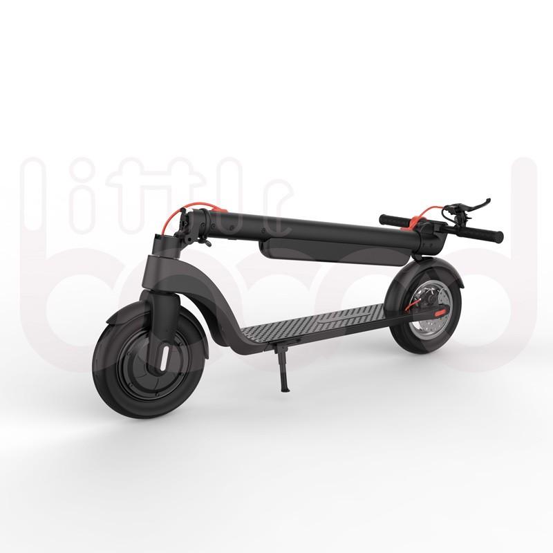 trottinette electrique littleboard x noire6